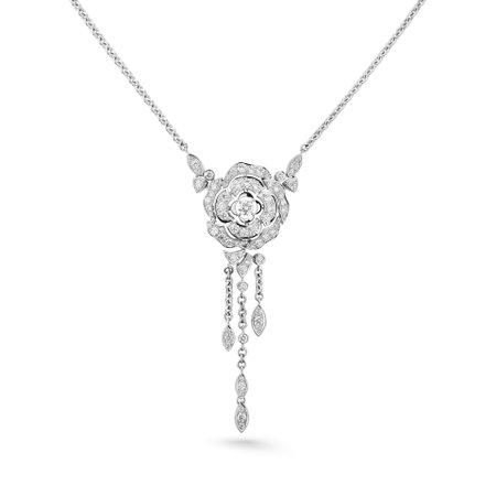 Camélia necklace - J11176 | CHANEL