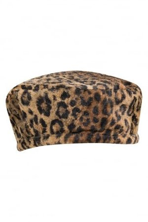 Rundholz Mainline Animal Print Cap