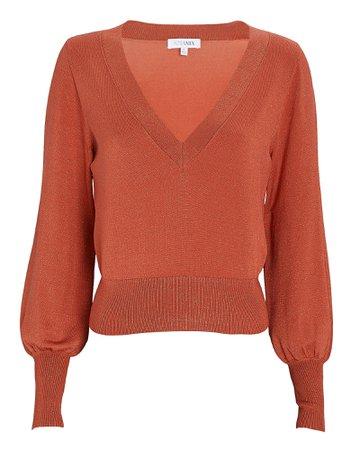 INTERMIX Private Label Finley Metallic Sweater   INTERMIX®