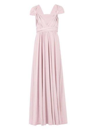 *Jolie Moi Pink Bridesmaid Maxi Dress | Dorothy Perkins