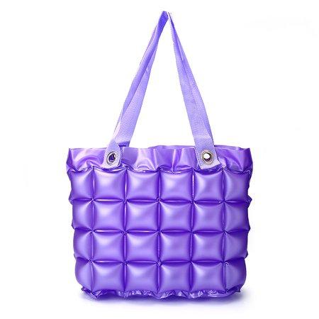 Honana 7 Colors Inflatable Travel Storage Bag Large Waterproof Beach Tote Bag Shopping Bag - Newchic Mobile