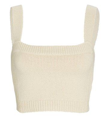 A.L.C. Winona Knit Bralette   INTERMIX®