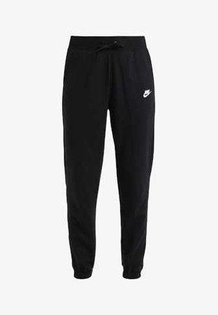 Nike Sportswear PANT - Tracksuit bottoms - black - Zalando.co.uk
