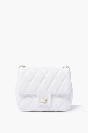Quilted Square Crossbody Bag