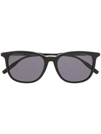 Montblanc square-frame Sunglasses - Farfetch