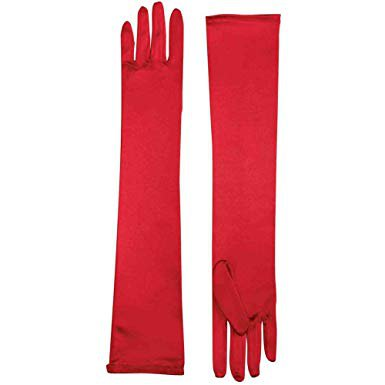 red= gloves - Google Search