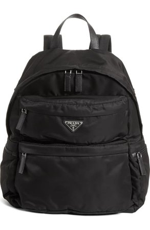 Prada Tessuto Nylon Backpack | Nordstrom