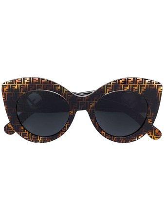 Fendi Eyewear F Is Fendi Sunglasses | Farfetch.com