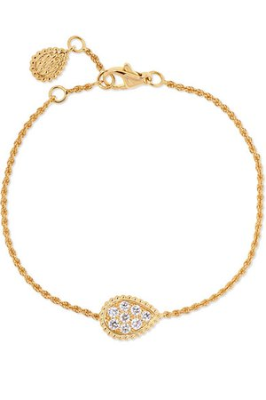 Boucheron   Serpent Bohème 18-karat gold diamond bracelet   NET-A-PORTER.COM