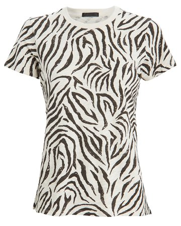 ATM Anthony Thomas Melillo | Zebra T-Shirt | INTERMIX®