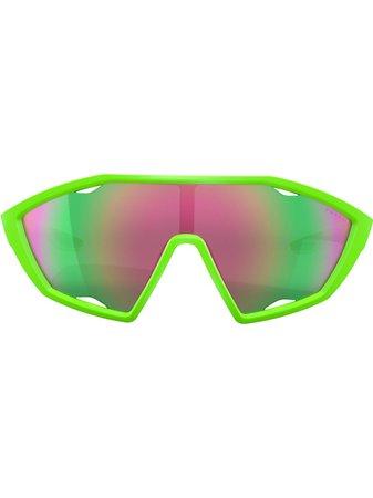 Prada Eyewear Prada Linea Rossa Sunglasses Ss20 | Farfetch.com