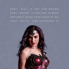 wonder woman aesthetic quotes - Google Search