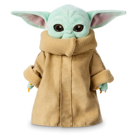 The Child Plush – Star Wars: The Mandalorian – Small – 11'' – Pre-Order | shopDisney