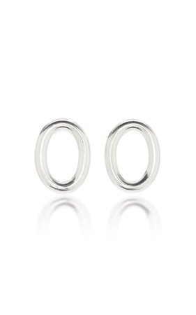 Sterling Silver Earrings by Isabel Lennse | Moda Operandi