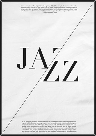 jazz it out typography - Google Search