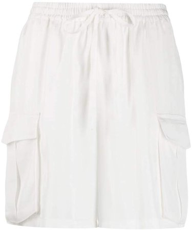 Tilt cargo shorts