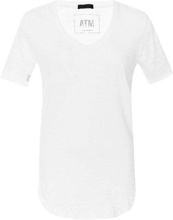 Slub Modal-Jersey T-Shirt