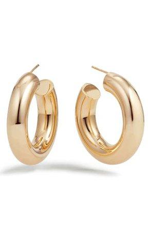 Lana Jewelry Mega Royale Hoop Earrings   Nordstrom