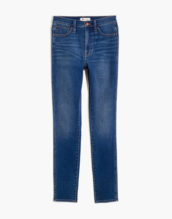 High-Rise Roadtripper Supersoft Jeans in Playford Wash