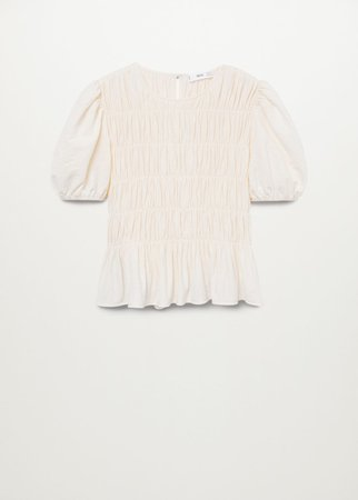 T-shirts and tops for Women 2021 | Mango USA