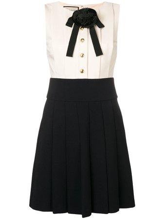Gucci preppy layered dress