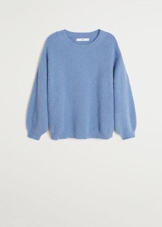 Textured knit sweater - Women | Mango USA