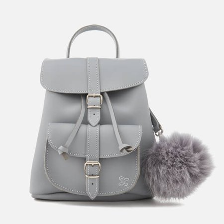 Grafea Women's Michelle Small Backpack - Grey