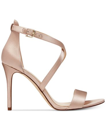 Nine West Mydebut Evening Sandals & Reviews - Heels & Pumps - Shoes - Macy's