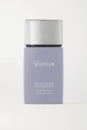 Velvet Glow Foundation - 100v, 30ml