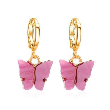 Butterfly Dangle Earrings | Own Saviour