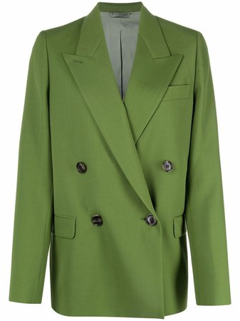 Acne Studios double-breasted suit jacket - FARFETCH
