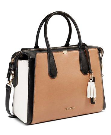 Nine West Edgemere Jet Set Satchel & Reviews - Handbags & Accessories - Macy's