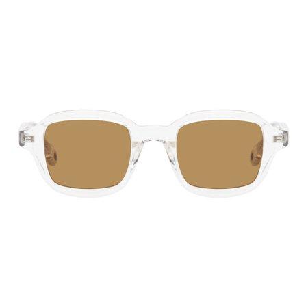 Etudes Transparent Illusion Sunglasses Etudes