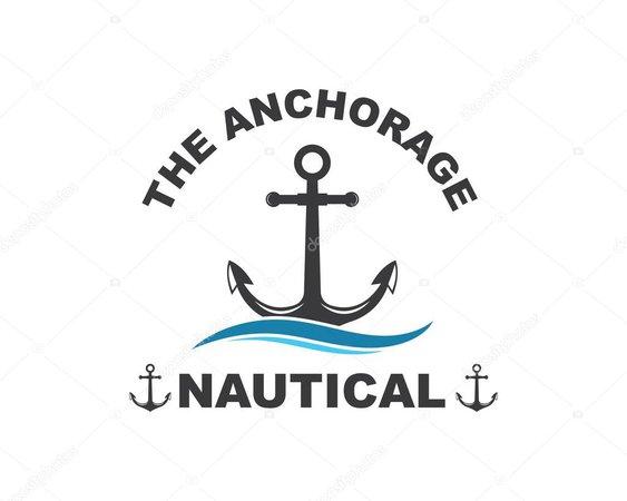 ✅ Nautical Logo vector icon illustration design premium vector in Adobe Illustrator ai ( .ai ) format, Encapsulated PostScript eps ( .eps ) format