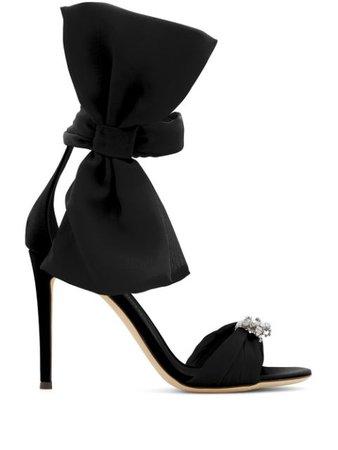 Giuseppe Zanotti Etoile sandals black E000146002 - Farfetch