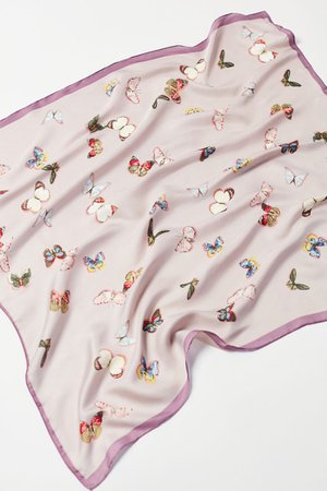 Flutter Printed Bandana | Urban Outfitters