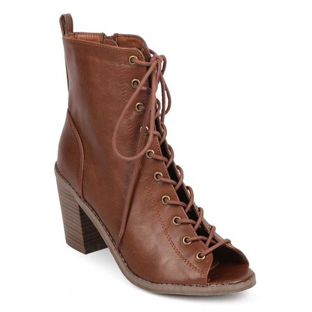Breckelle's Tina Lace Up Boot | Muse Boutique Outlet – Muse Outlet