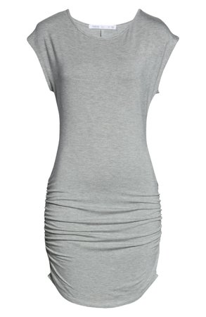 Fraiche by J Side Ruched Minidress | Nordstrom