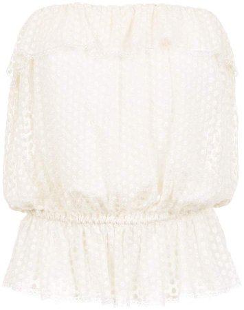 Nk Collection sleeveless top
