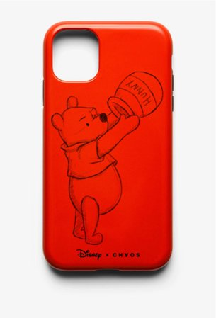 Disney x Chaos Winnie the Pooh iPhone Case