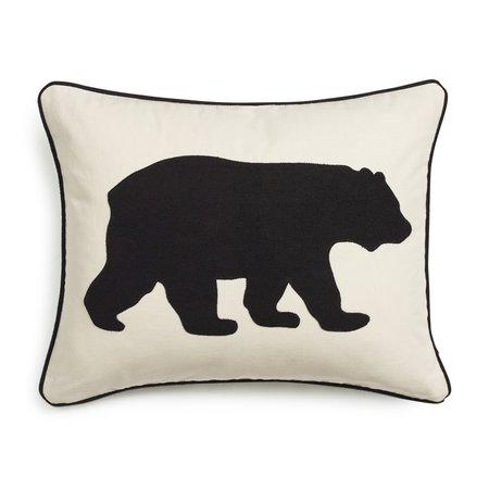 Eddie Bauer Bear Cotton Lumber Pillow & Reviews | Wayfair
