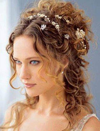 greek goddess hair updo