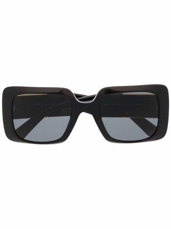 Versace Eyewear Medusa-detail Sunglasses - Farfetch