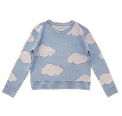 Harajuku clouds Sweatshirts on Storenvy