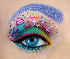 ice cream eyeshadow