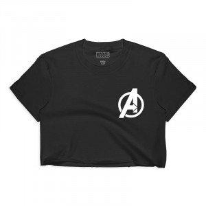 Official Marvel Crop Top