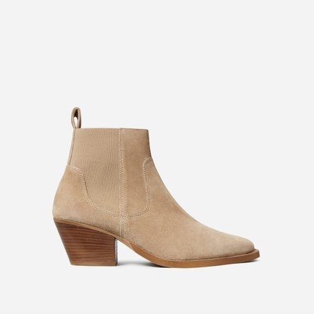 Women's Western Boot | Everlane tan