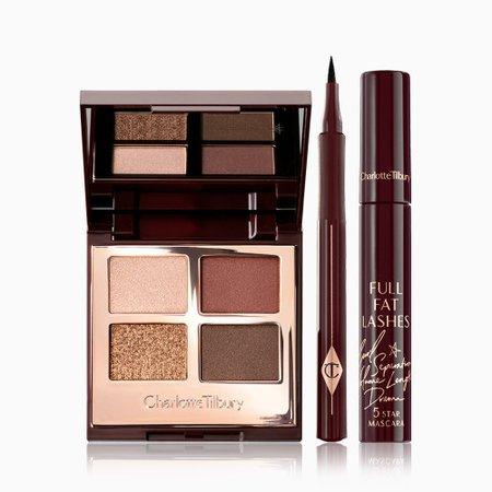 The Bella Sofia (dolce Vita) Eye Makeup Kit | Gift Set | Charlotte Tilbury