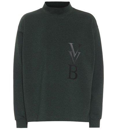 Victoria Victoria Beckham - Jersey sweatshirt   Mytheresa