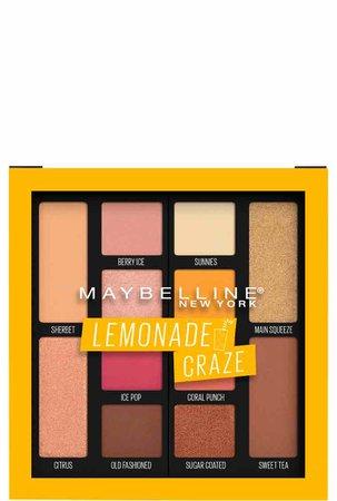 Google Image Result for https://www.maybelline.com/~/media/mny/us/eye-makeup/eye-shadow/lemonade-craze-eyeshadow-palette/maybelline-eyeshadow-lemonade-palette-lemonade-craze-041554552522-c.jpg